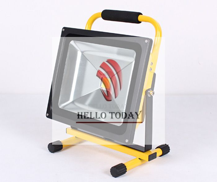 Chargeable Flood Light